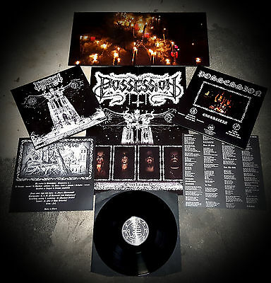 POSSESSION - Exorkizein  Gatefold LP + Poster