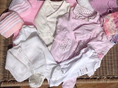 New And Used Premature Baby Girl Bundle