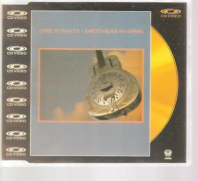 "DIRE STRAITS ""Brothers In Arms""  gold V-CD Vertigo"