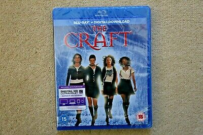 Blu-Ray The Craft           Brand New Sealed Genuine Uk Stock