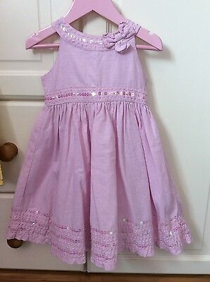 Gorgeous baby girls dress age 18-24months. Excellent condition