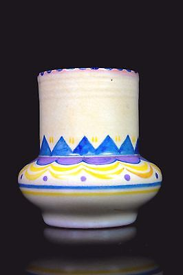 ART DECO POOLE POTTERY TRANSITIONAL WARE c1922