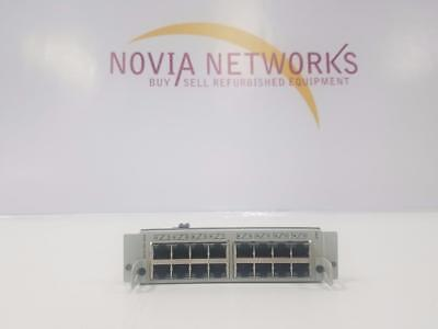 Juniper JXU-16GE-TX 16 Port GB Ethernet 10/100/1000 Routers