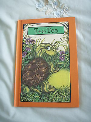 PRELOVED Serendipity Read Aloud Book 1983 Tee Tee Turtle's search for belonging.