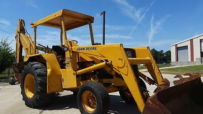 John Deere 310B 2Wd Backhoe With Open Cab - Low Hours - Finance Available...!!!