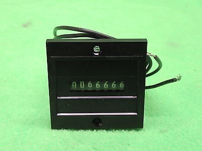 Veeder-Root 7-Figure Counter 743787-704 for Vitros 250 *Tested Working*