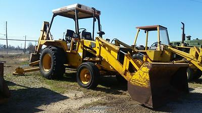 Jcb 1400B 2Wd Backhoe With Open Cab - Low Hours - Finance Available...!!!