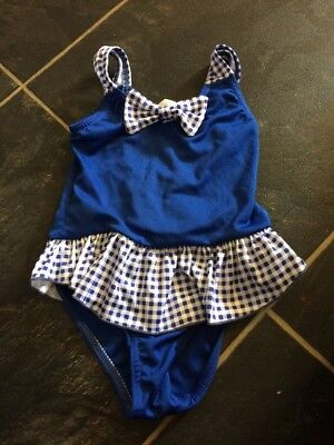 Baby Girls Swimming Costume 80-86 Cm