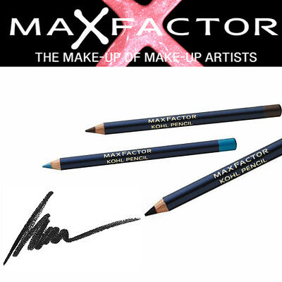Max Factor Kohl Pencil  KOHL KAJAL Black 20 Black