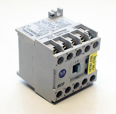 Allen Bradley 100 M09NZ*31 A-USED