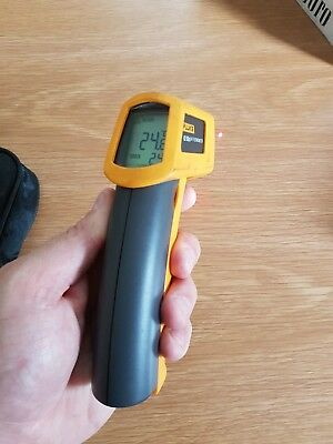 Fluke 62 Mini IR Thermometer. Used great condition.
