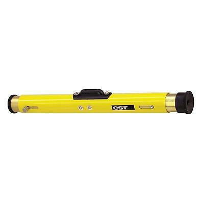 CST/Berger 5 x 8-9 in. Magnifying Hand Level 17-630