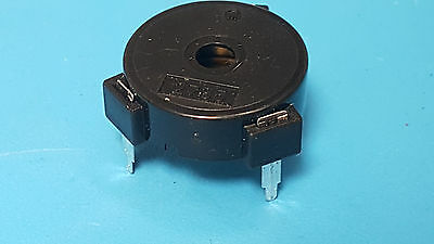 Buzzer, AUDIO PIEZO TRANSDUCER, 3-28V, 88dB, Mallory, PT-2735FPL, Lot of 10