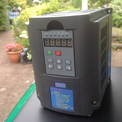 240 volt To Three Phase Variable Frequency Speed Governor