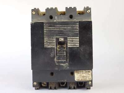 Square D 3-Pole, 100 Amp, Circuit Breaker 999316