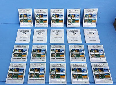 240 Laurel Ink BOOK PLATES Featuring 6 Assorted Impressionist Artists.