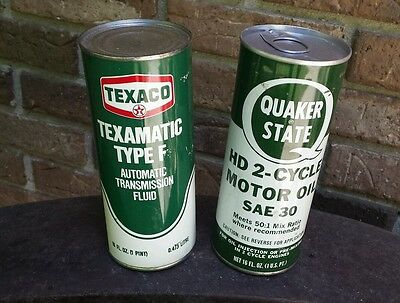 Texaco Transmission Fluid Quaker State Motor Oil