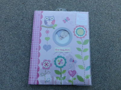 babys first memory book stepping stones new