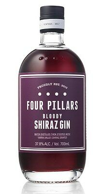 Four Pillars Bloody Shiraz Gin 700ml
