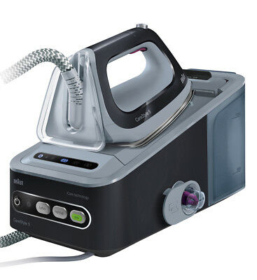 NEW Braun - IS5056BK - CareStyle 5 Pro Steam Generator from Bing Lee