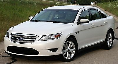 2012 Ford Taurus SEL loaded with Leather