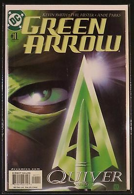 GREEN ARROW 1-75 NM+ Complete Run Lot Kevin Smith Hester Lantern Superman 2001