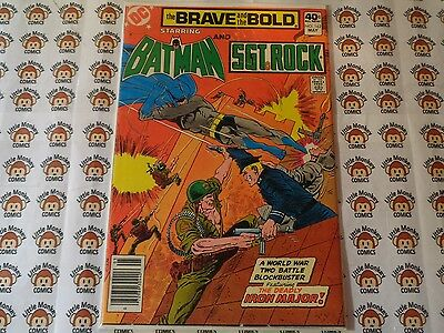 Brave and the Bold (1955) DC - #162, Operation Time Bomb, Jim Aparo, FN-