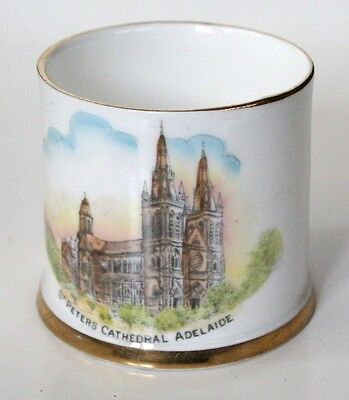 Vintage Souvenir Ware Royal Stafford, England, St Peters Cathedral Adelaide