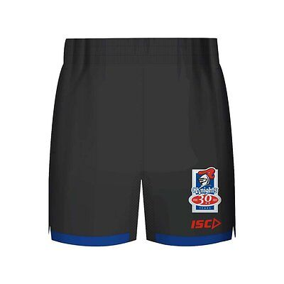 Newcastle Knights 2017 Training Shorts Sizes S - 5XL Available NRL ISC In Stock!