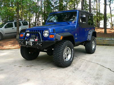 1998 Jeep Wrangler  1998 jeep wrangler Automatic Transmission / Factory Air Conditioning.