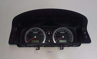 Ford Falcon Bf Bf Mk2 Fpv Gt Gtp F6 Pursuit Cluster