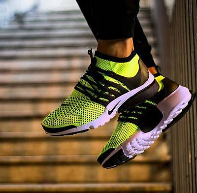 NIKE AIR PRESTO ULTRA FLYKNIT Men's Trainers 100% Authentic RRP£125
