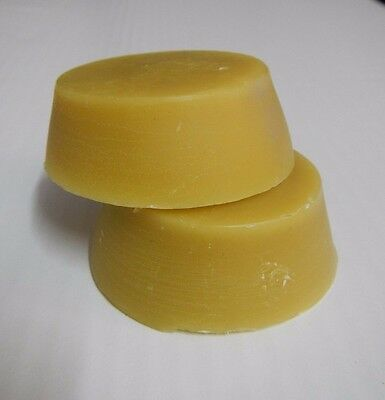 Australian Beeswax 50grams unbleached - 100% Pure Bees Wax, filtered