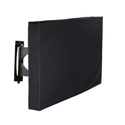 Outdoor TV Cover 22'' 58'' Inch Lcd Led Plasma Weatherproof Universal Wall Mount