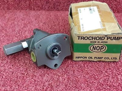 Nippon Trochoid Pump with Relief Valve 13 ABV 4.5cc/Rev 5 BAR