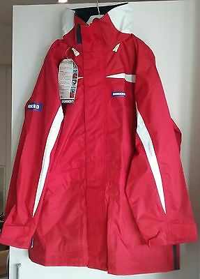 Burke Sailing Jacket 3/4 Length. New. Size Small (1 0nly)