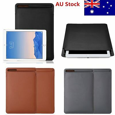 """Hot PU Leather Sleeve Case Cover Pouch for Apple Pencil & iPad Pro 10.5"""" 9.7"""" AU"""