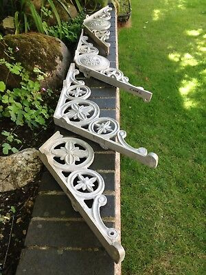Antique Ceiling Brackets X 4 Amdega Conservatory Alloy Reclaimed Architectural