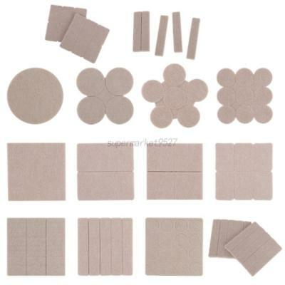 Self Adhesive Felt Pads Furniture Floor Wall Chair Scratch Protection Sticky Pad