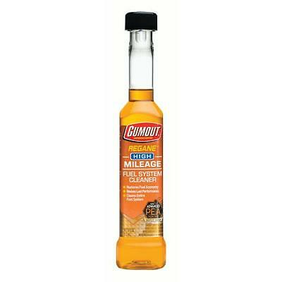 Gumout 800001365 Regane High Mileage Fuel System Cleaner, 6 oz.