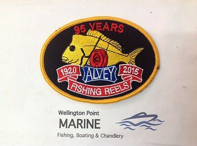 Alvey 95th Anniversary Patch