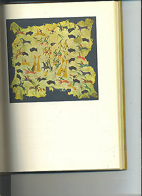 1941 Book * Indian Art Of The U.s. * Drawing Horse Pottery