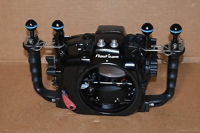 Nauticam Na-70D Underwater Camera Housing For Canon 70D