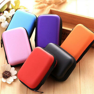 Be 11CM Case For USB External HDD Hard Disk Drive Protect Bag Carry Cover Pouch