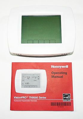 Touchscreen Honeywell Vision Pro 8000  Programmable Thermostat - Top of the Line