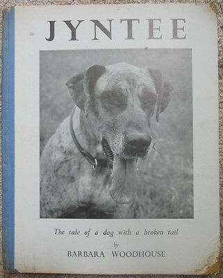 Jyntee Great Dane Dog Story Barbara Woodhouse Illustrated First Edition