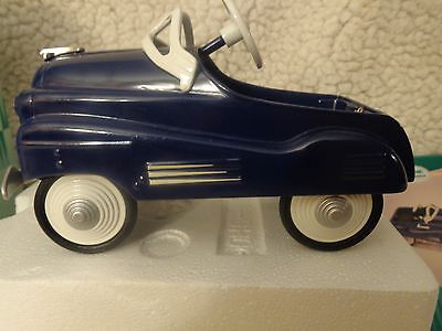 Hallmark Kiddie Car Classics1948 Murray Pontiac Pedal Car Miniature Size New I