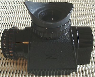 Zenza Bronica 6x6 Camera Viewfinder For EC Series Excellent Condition