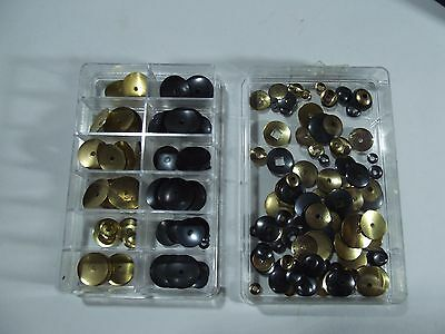 Assorted Hand Dial Washers Fusee French Etc