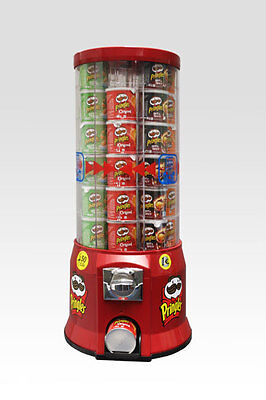 Snackautomat / Pringles Automat / Pringels / Chips / kein Strom vers. Optionen
